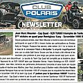 Newsletter Polaris