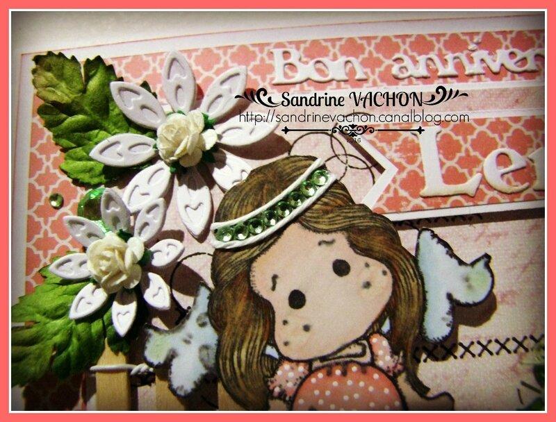 Sandrine VACHON défi 464 - 4