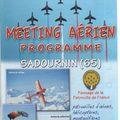 Méeting Aérien à l'Aérodrome Privé de Sadournin (65)