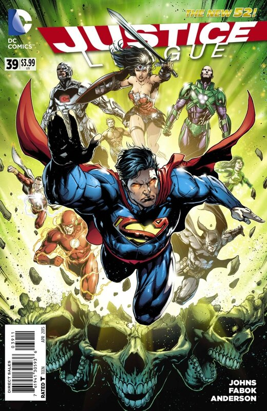 new 52 justice league 39