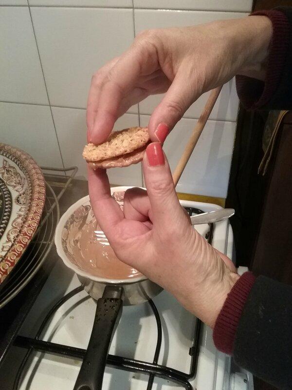 Biscuits aux flocons d'avoine 028