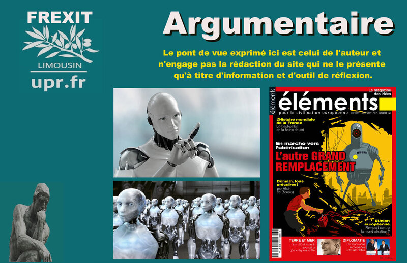 ARG ELEMENTS ROBOTS