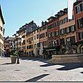 Chambéry: avenue verte sud et lac de st andré