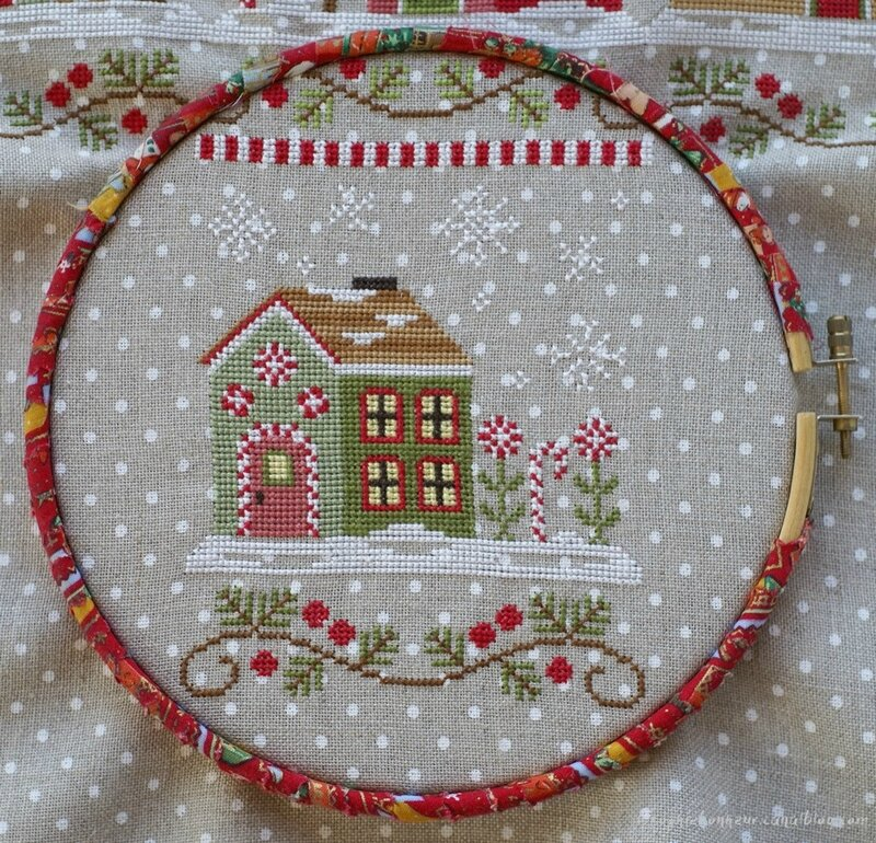 Santa 10 tambour