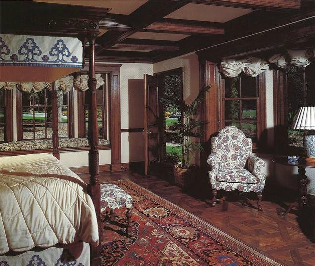 william and mary room