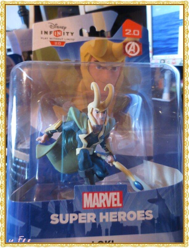 Loki infinity