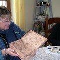 Marie-Paule est fière ...Déc 2006