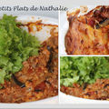 Moussaka (ou comment recycler les restes de l'agneau Pascal)
