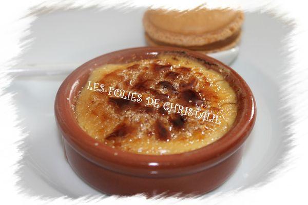 Crèmes brûlées thermomix 7