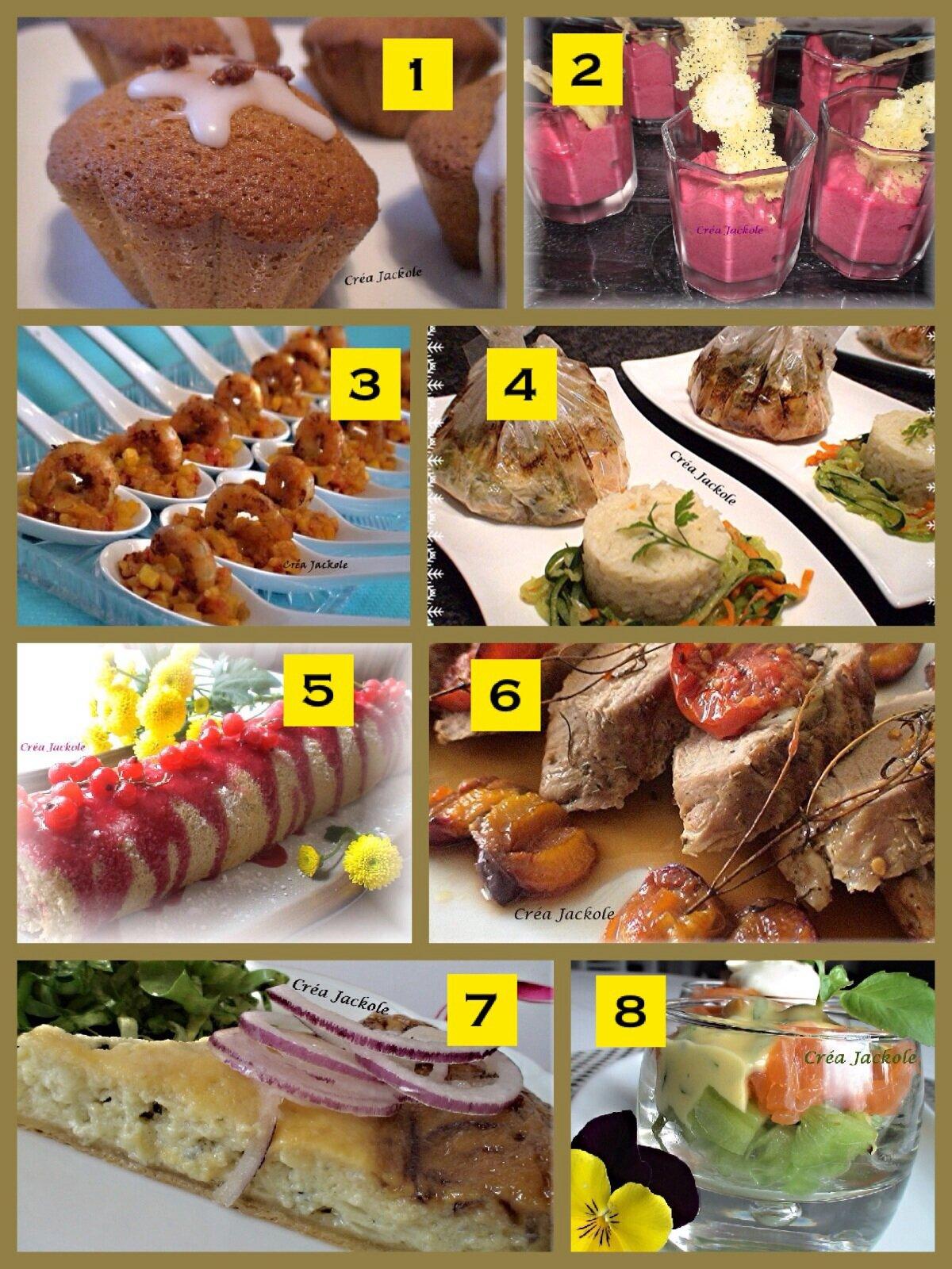 3 blogs culinaires qui fourmillent de recettes salivantes pour vos prochains diners !