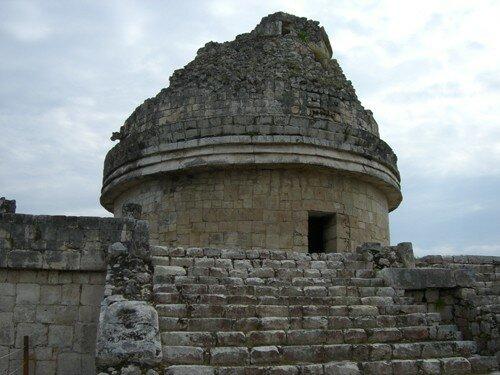 Chichen Itza - El Caracol