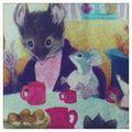 De beaux habits pour les petites souris