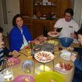 Une soiree en famille