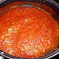 Parmigiana di melanzane (gratin d'aubergines), presque light