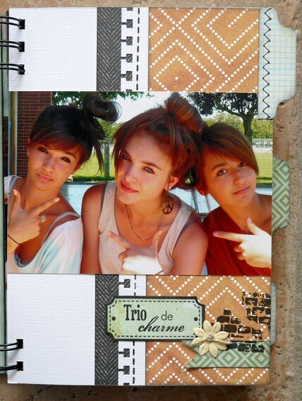 mini album friends 3
