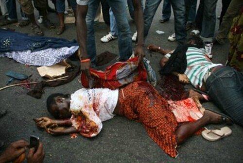 Le FPI fait observer que le prétendu massacre des femmes à Abobo est l'un de ces faits fabriqués qui vient d'être mis à nu...