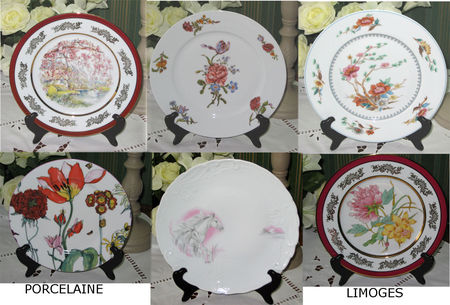 Assiettes_porcelaine