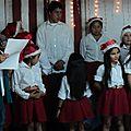 el acto de la Navidad en la Lautaro
