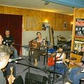 Jam at Mary-Lou's studio with The Doc, Panama Red, Ducky Jim, ...