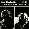 Joe Pass Jimmy Rowles - 1981 - Checkmate (Pablo)