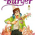 Lord of burger - tomes 1 à 4 - semaine spéciale
