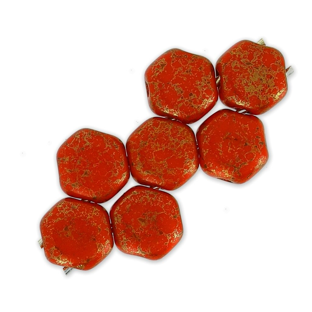 im-honeycomb-6-mm-red-corail-luster-x20