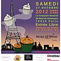 Rendez-vous au cupcake camp paris iii ce samedi 27/10 !
