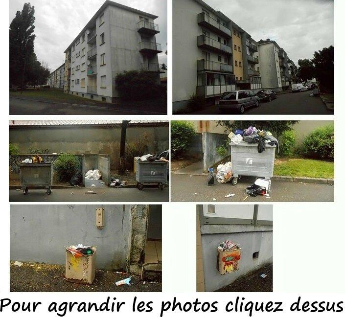 Nouveau Drouot - Rue de la Thur Mulhouse