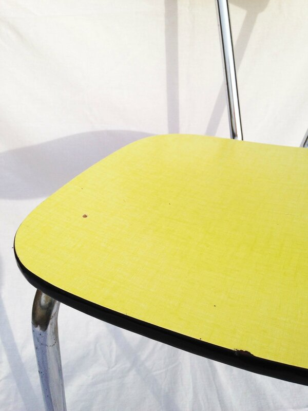 chaise formica 2