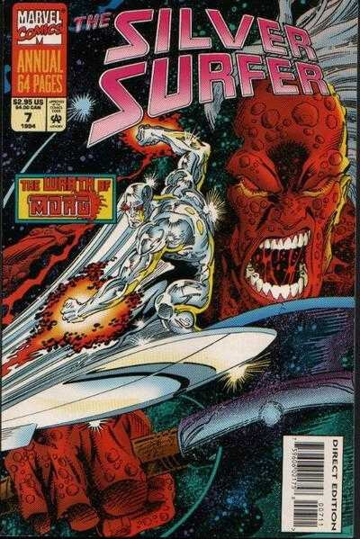 silver surfer annual 07 1994