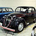 La peugeot 202 de 1939 (regiomotoclassica 2011)