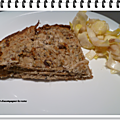 Gâteau de sardines
