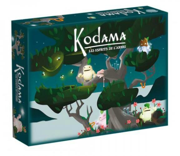 Boutique jeux de société - Pontivy - morbihan - ludis factory - Kodama