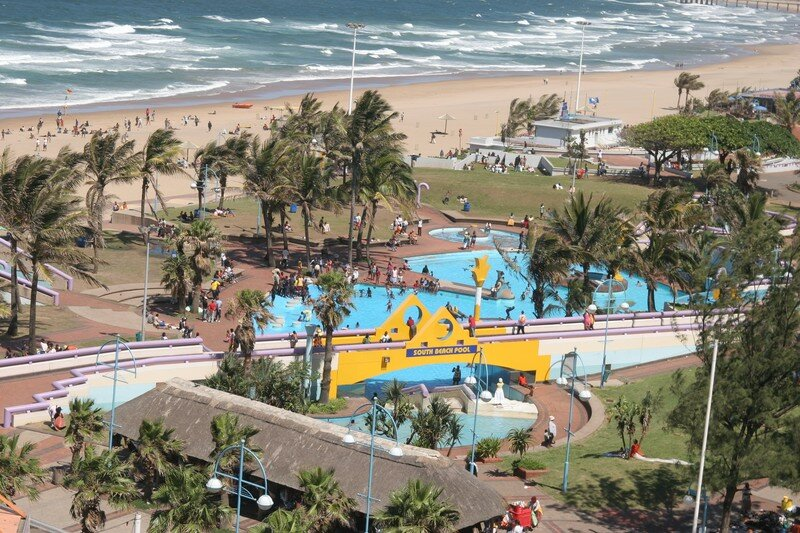 Front de mer de Durban