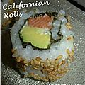 Californian rolls 1