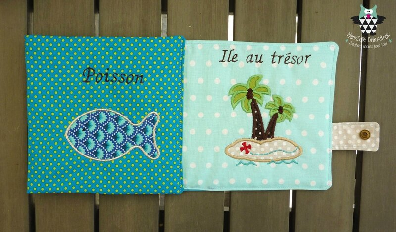 Livre Charles - Poisson Ile