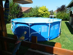 La canicule el matos constructions et passions for Reparer piscine intex tubulaire