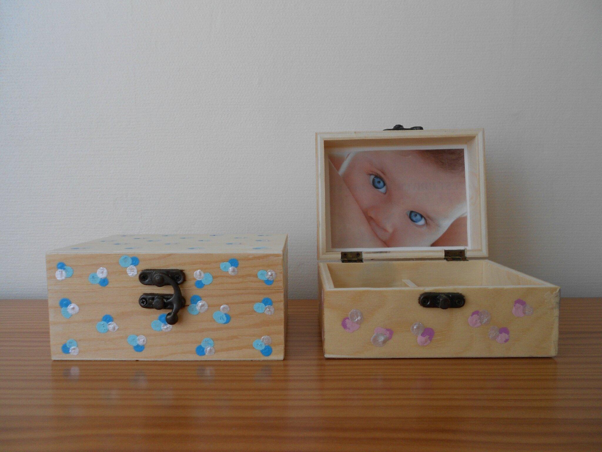 coffre bijoux photo de la f te des mamans le blog de thali activit s pour petites mains. Black Bedroom Furniture Sets. Home Design Ideas