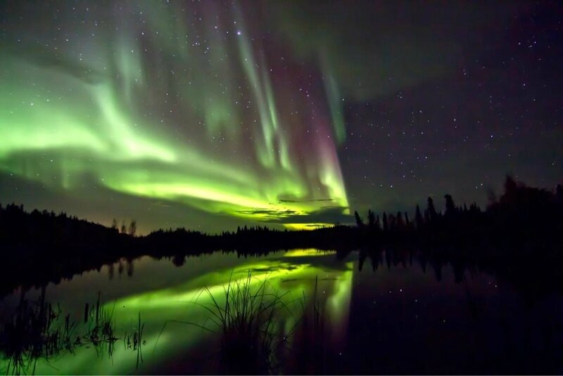 Aurora-over-Yellowknife