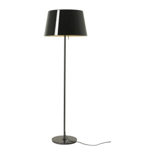 lampadaire noir kulla 89 chez ikea photo de wishlist chez nous. Black Bedroom Furniture Sets. Home Design Ideas