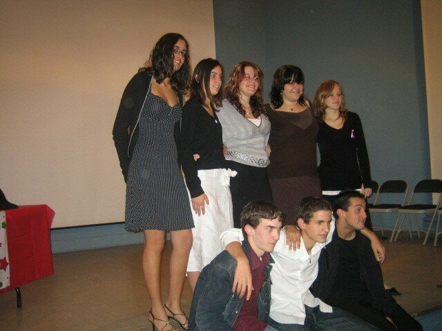 The French students 2006-2007