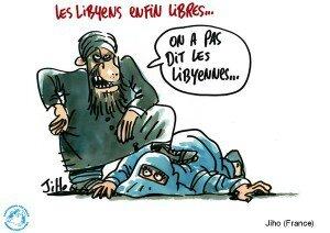 islam humour libye