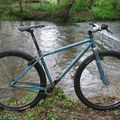 Le 1929 : rats & compact 29er - short wheelbase (425mm)