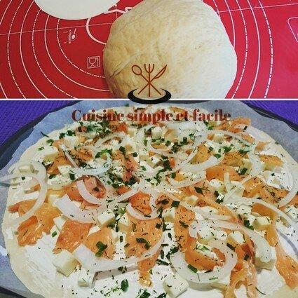 pizza saumon 01