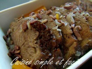 Paleron de b uf brais cuisine simple et facile - Plats simple a cuisiner ...