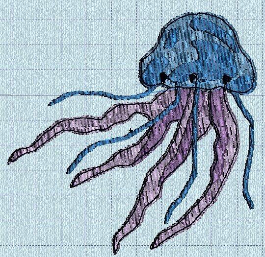 abc mer meduse machine