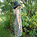 diy couture robé été smocks elastiques summer dress lilybouticlou