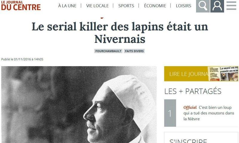serial lapin killer