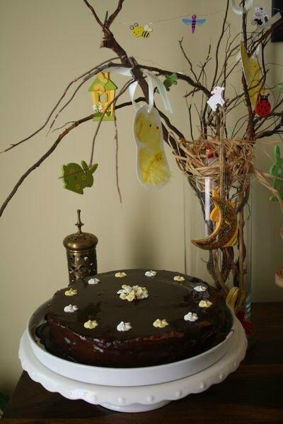 gateau chocolat paques 3