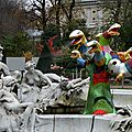 Paris / niki de saint phalle, l'expo.
